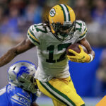 Davante Adams '1,000 percent ready to go' after...