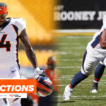 Broncos place Courtland Sutton, Dre'Mont Jones on...