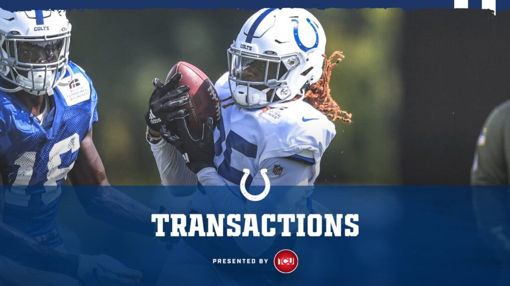 S Ibraheim Campbell & CB Tremon Smith elevated to...