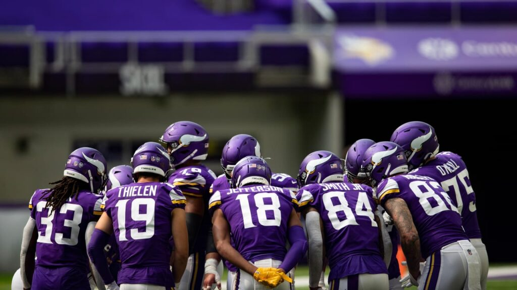 'Urgency's There' but Vikings Seek Production to...