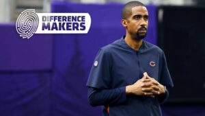 Chicago Bears head athletic trainer/ICO Andre...