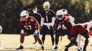 Cardinals Ready For Season Opener Against 49ers