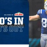 The Colts have ruled tight end Jack Doyle out of...