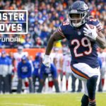 Chicago Bears sign RB Tarik Cohen to three-year...