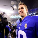 Eli Manning content with retirement, 'got out at...