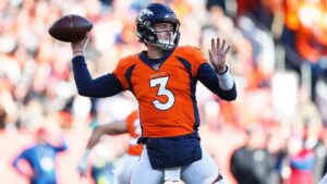 Drew Lock leads young Broncos onto the Monday...
