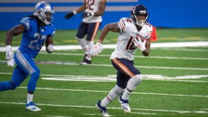 Allen Robinson says he expects to be with Bears...
