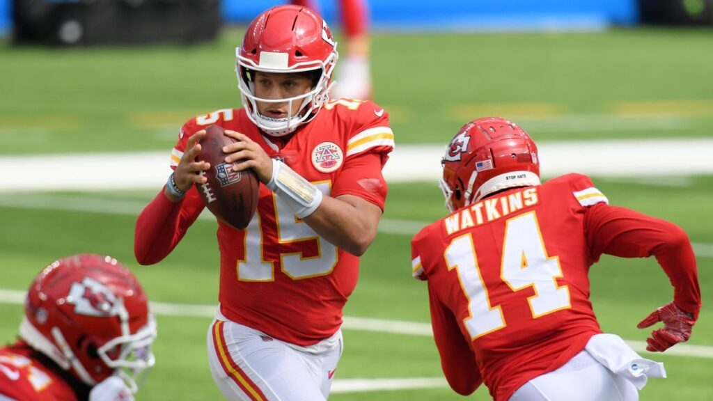 Patrick Mahomes, Tyreek Hill show off 'special...