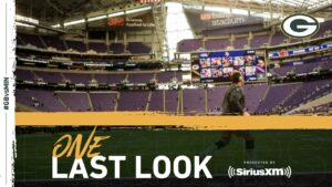 Packers-Vikings could reveal early impact of no...