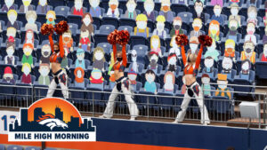 Why the town of 'South Park' was at the Broncos'...