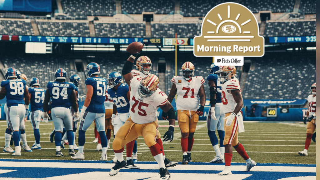 Morning Report: Recapping 49ers at Giants Week 3...