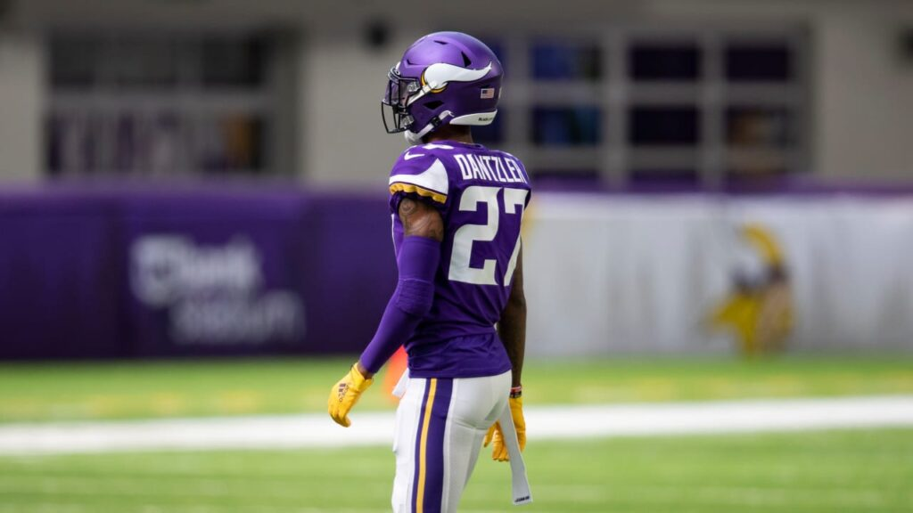 Vikings List of Inactives Against the Colts on...