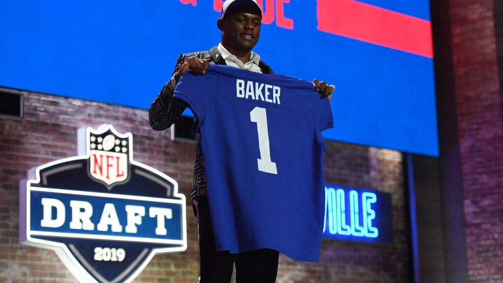 DeAndre Baker expects to be released by New York...
