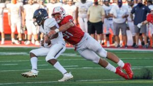 Center Grove's Curry Getting the Job Done On and...