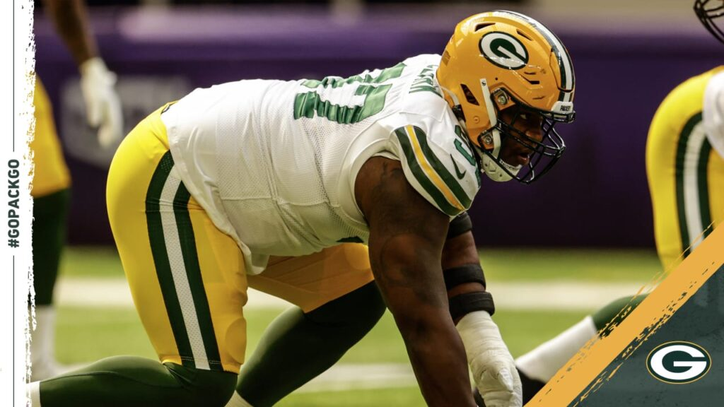 DT Kenny Clark won't play against the Lions