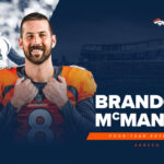 Broncos agree to terms with K Brandon McManus on...