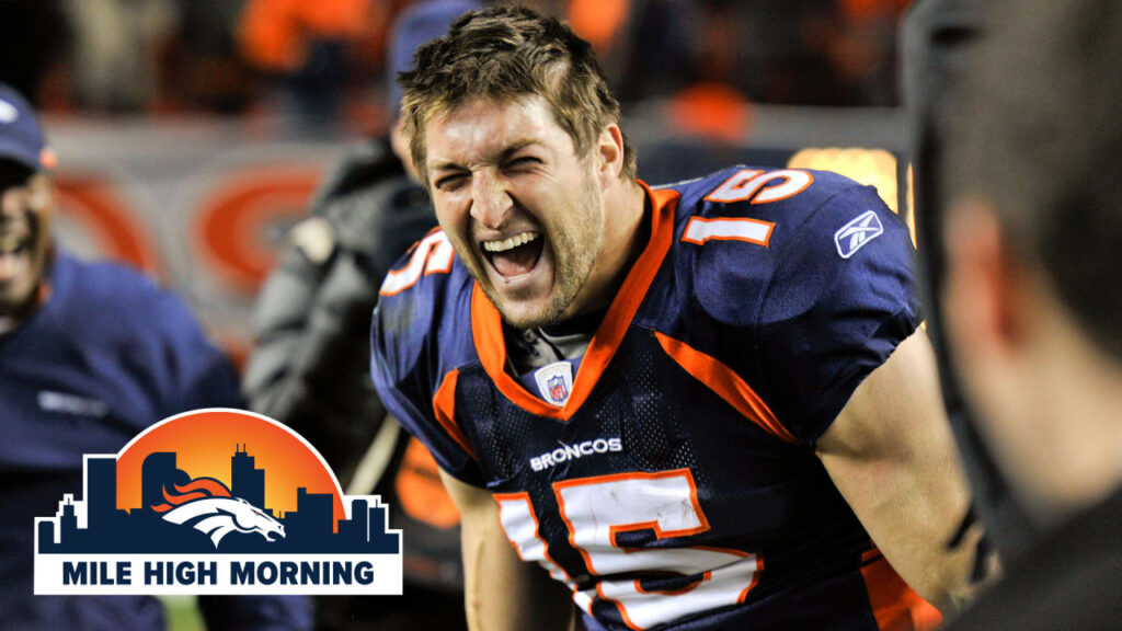Tim Tebow reflects on game-winning playoff...
