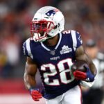 James White breaks down in postgame discussing his...