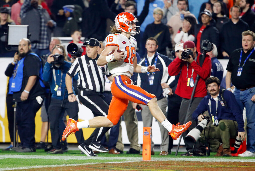 Trevor Lawrence is everything Jets have waited for