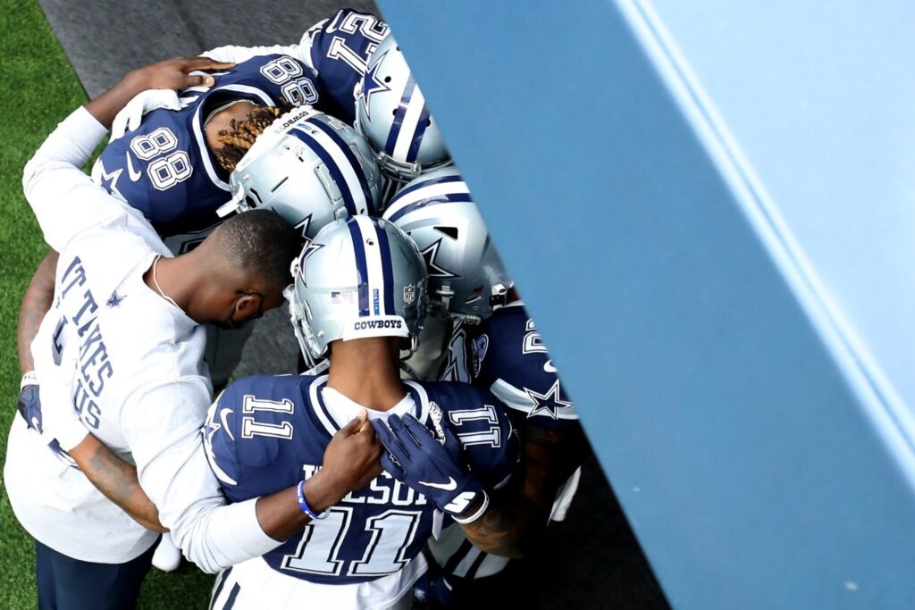 Why newcomers are the Dallas Cowboys pride and joy