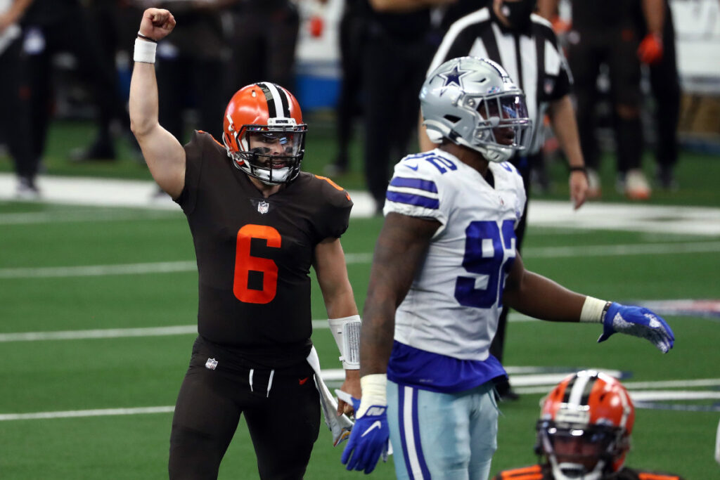 Browns on verge of a breakthrough