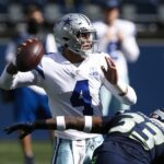 What's the Dallas Cowboys future plans for Dak...