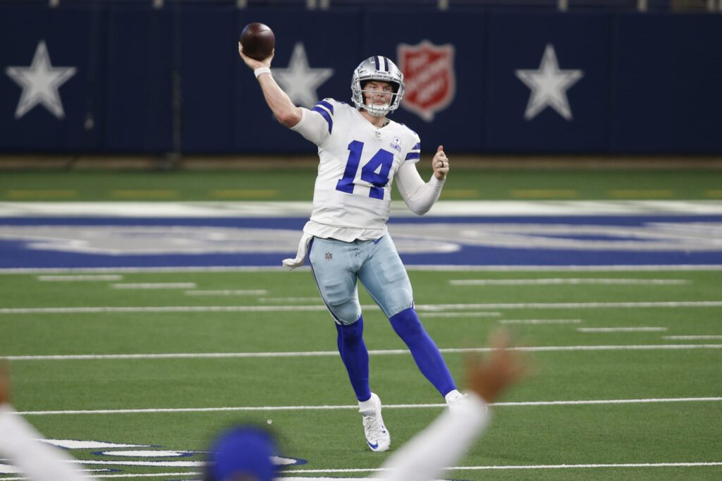 There's hope for a balanced Dallas Cowboys offense...