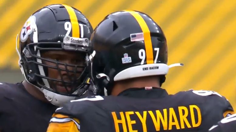 Steelers Defense Ranked 9th In NFL By PFF Through...