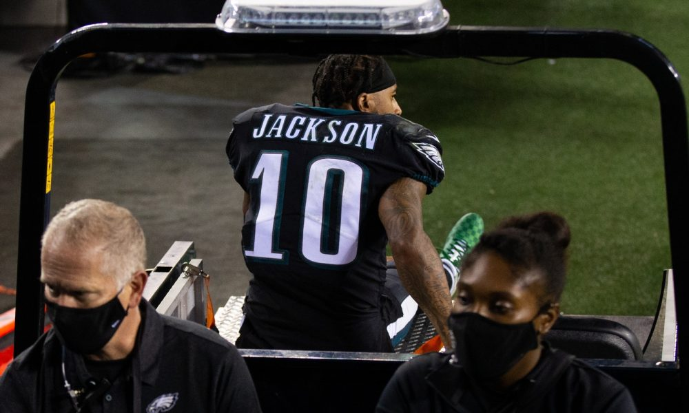 Eagles Think that Wide Out DeSean Jackson Has...