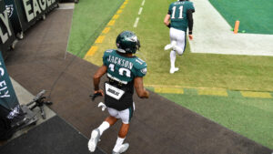 Doug Pederson provides an update on the status of...