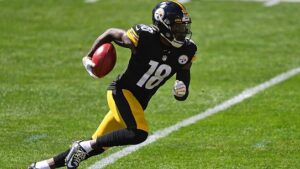 Diontae Johnson, David DeCastro out for Steelers...