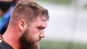 Report: Bengals don't think Jonah Williams' neck...
