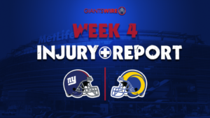Jabrill Peppers out vs. Rams