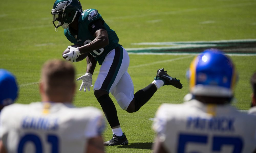 Eagles Rookie WR Jalen Reagor Has Torn UCL in...