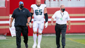 Lane Johnson to get second-opinion on his injured...