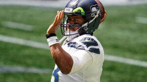 Comparing Russell Wilson's 2020 campaign to those...