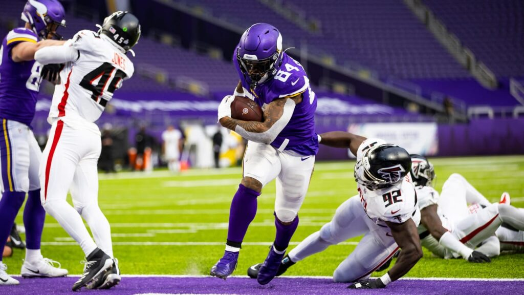 Vikings Candidates for More Playing Time