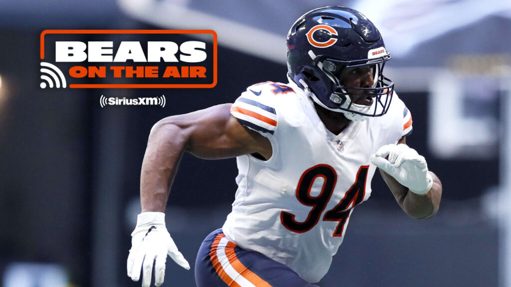 How to watch, listen to Chicago Bears vs. New...