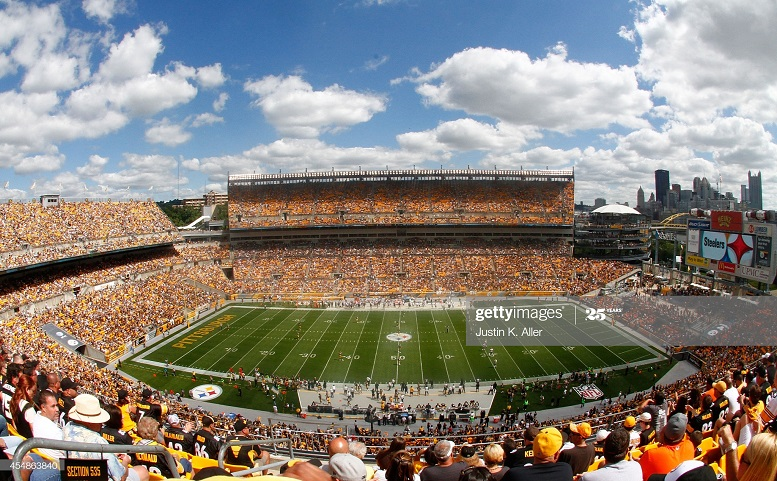 Steelers Announce They'll Have 5500 Fans At Heinz...