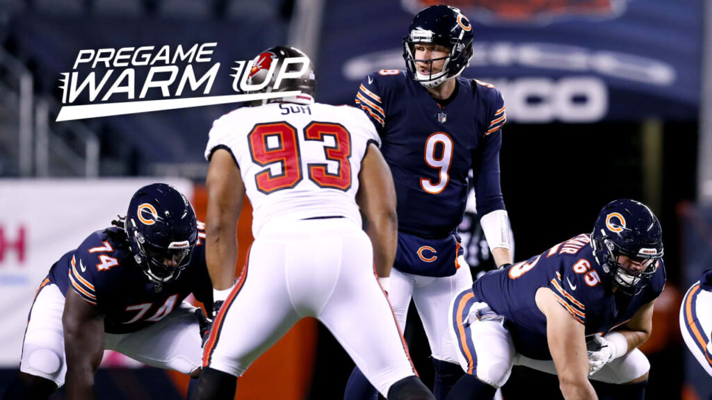 4 things to watch in Chicago Bears at Carolina...