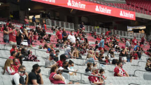 Cardinals Allowed To Host 1,200 Fans For Seahawks...