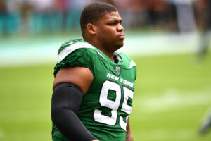 Quinnen Williams isn't going anywhere at NFL trade...