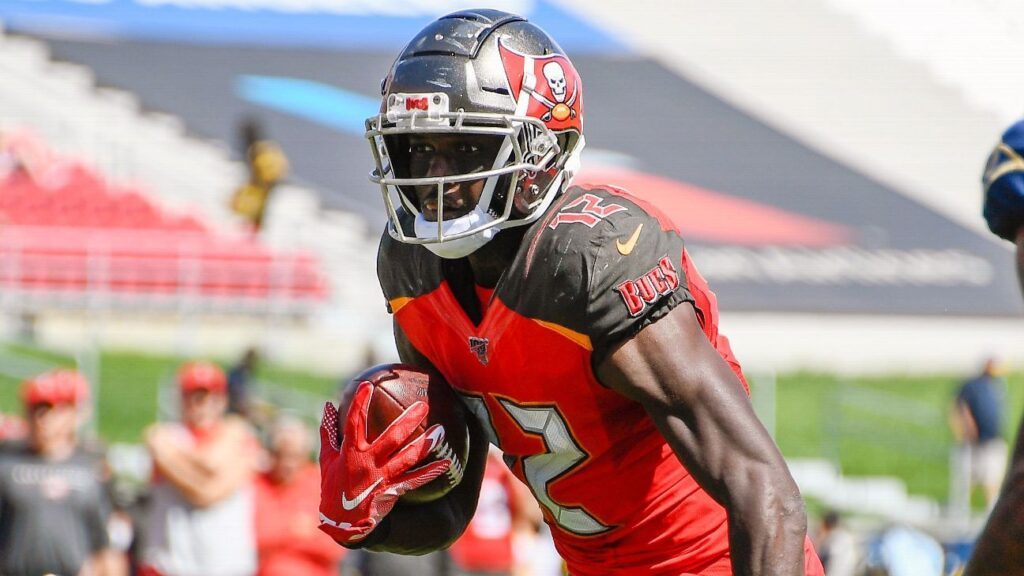 Bucs' Bruce Arians thinks WR Chris Godwin will...
