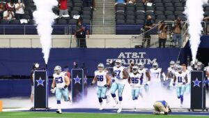 Now's the time for Cowboys to take advantage of...