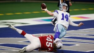 A four-win NFC East champ? How it could happen,...