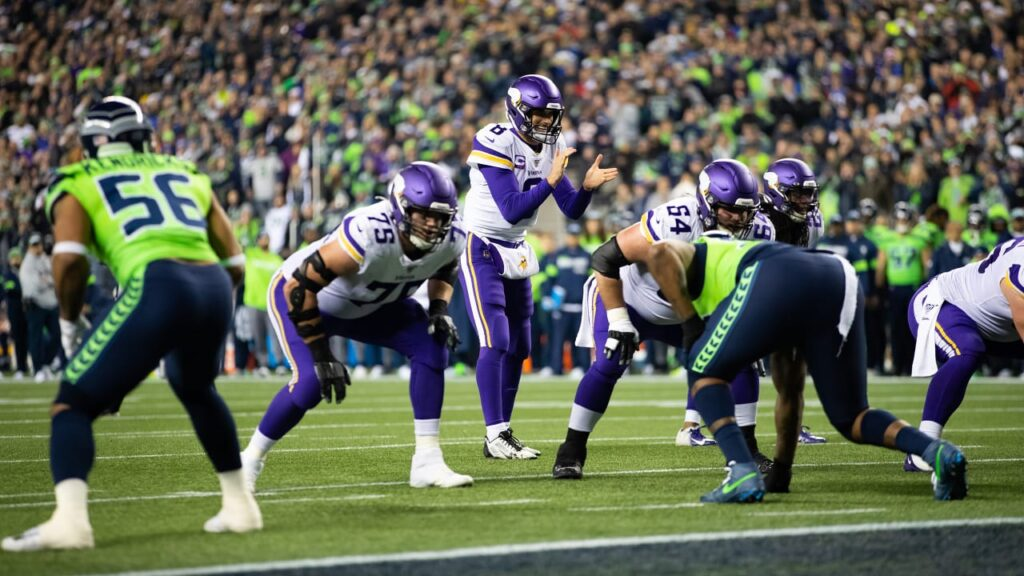 NFL Week 5 Power Rankings: Vikings-Seahawks
