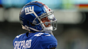 Giants activate Sterling Shepard, promote two from...