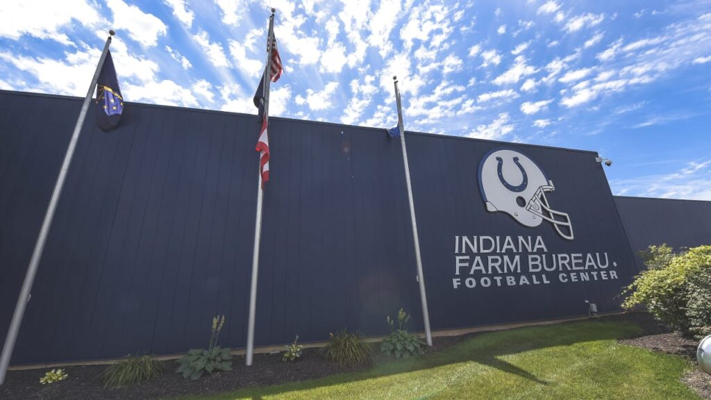 Update From The Indianapolis Colts Regarding...