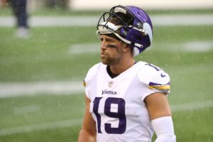 Adam Thielen reportedly expected to miss Vikings...