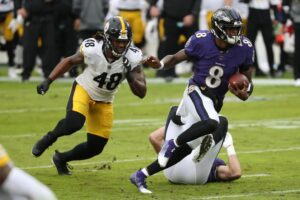 Ravens-Steelers Thanksgiving matchup moved to...